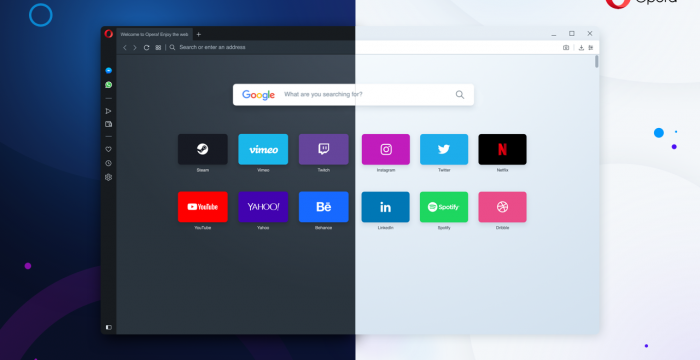Opera Upgrades to Reborn 3: Desktop Browser with Free VPN, Crypto Wallet & Web 3 Support