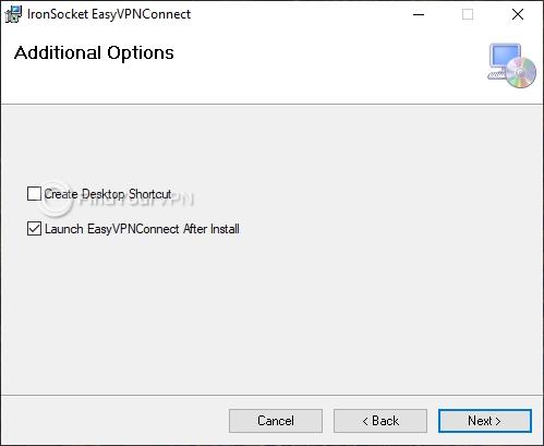 IronSocket Setup Shortcuts
