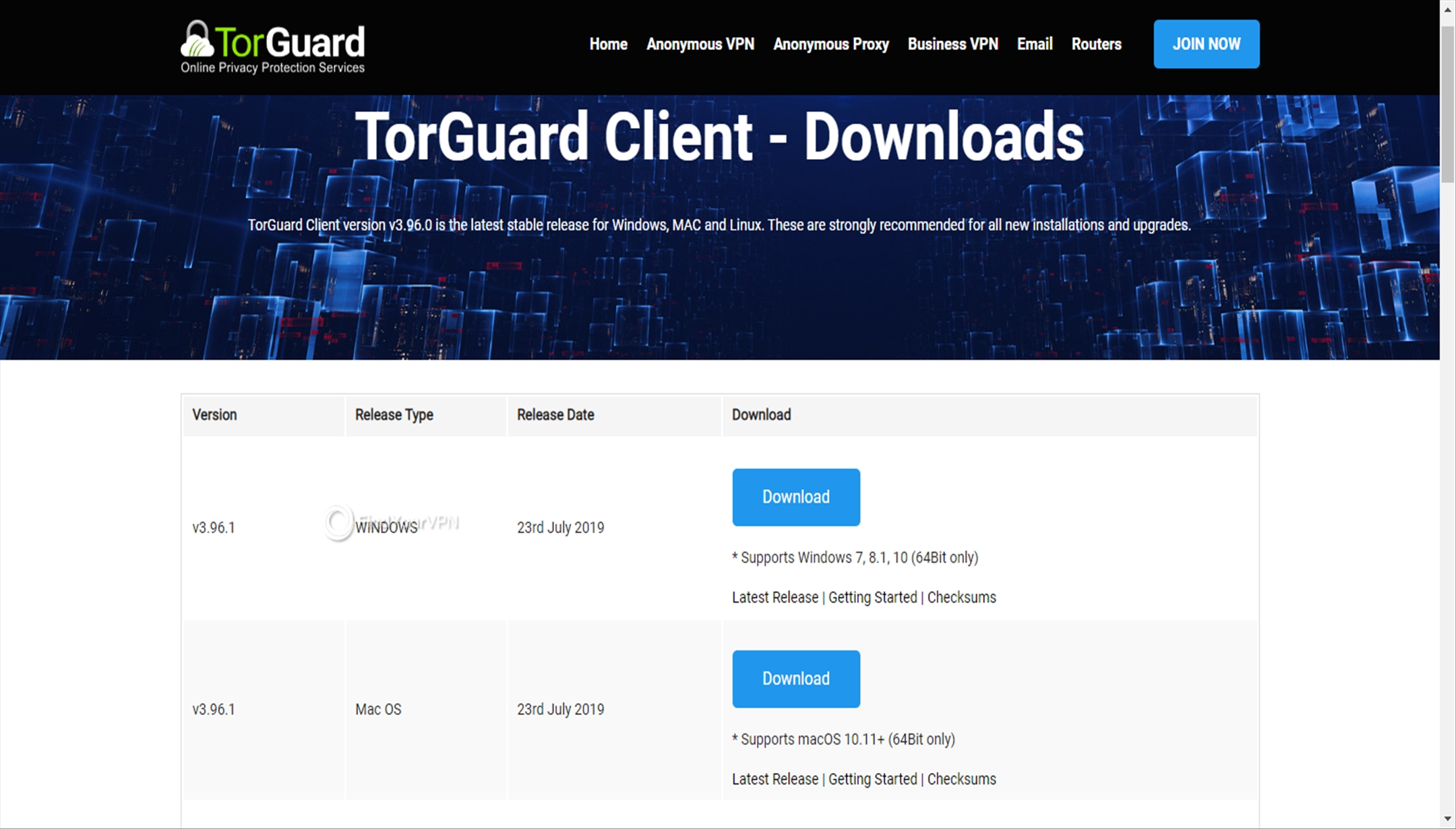 TorGuard works on several devices