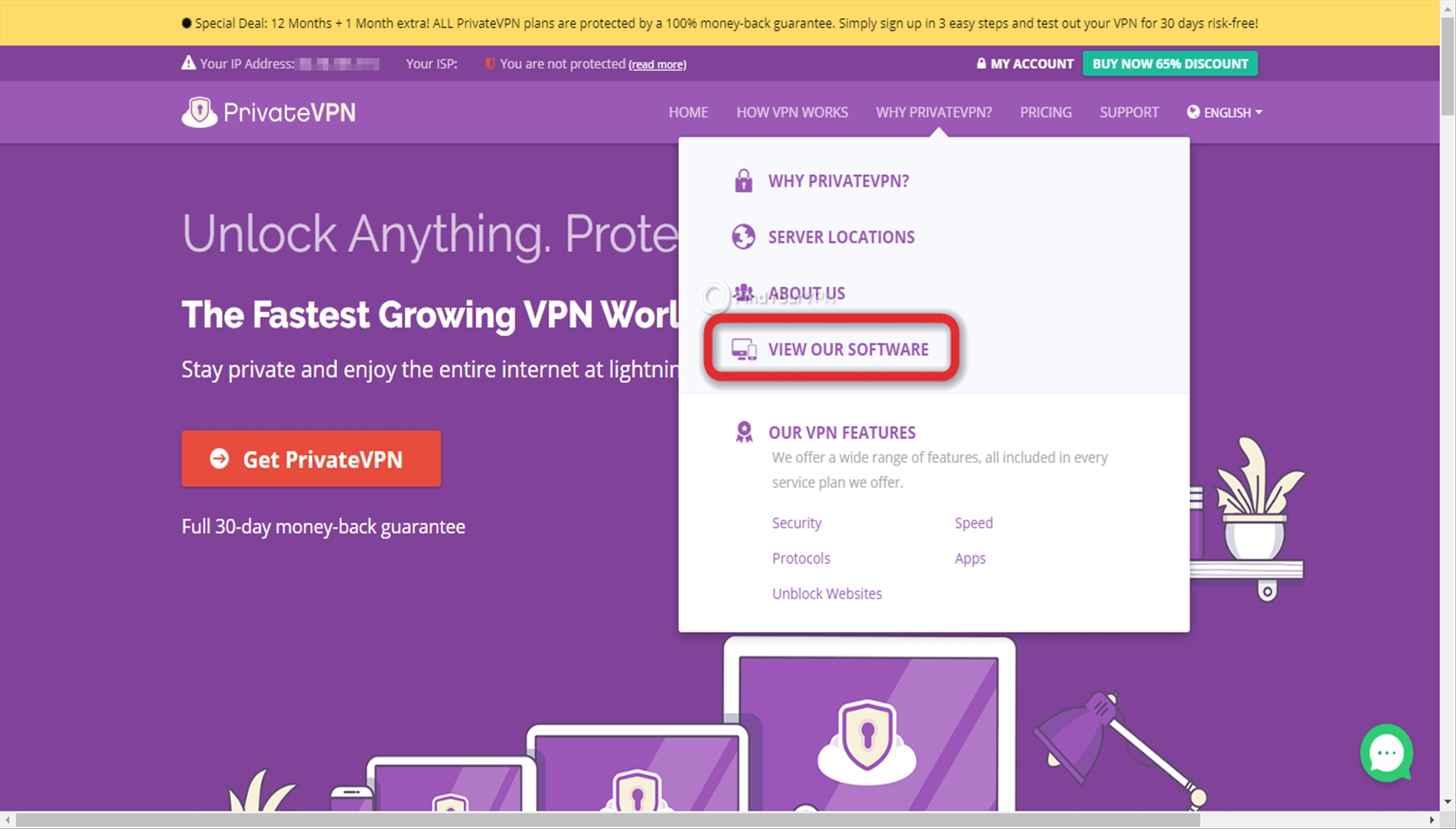 How to download PrivateVPN