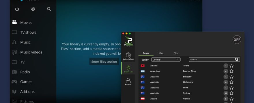 The Best VPN you can use with Kodi 2020