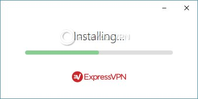 ExpressVPN Installation Step 1